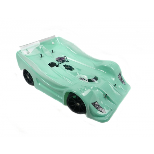 iRacing 1/8 Rally Game X19 GT Body (Lexan 1.5mm)