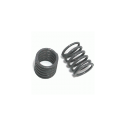 PA0045G BMT 984 Grey Medium Shock Spring Front (2pcs)