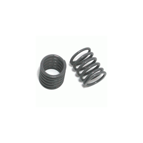 PA0045G BMT 984 Grey Medium Shock Spring Front (2pcs)