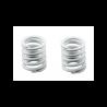 PA0045W BMT 984 White Hard Shock Spring Front (2pcs)