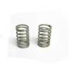 PA0049 BMT 984 Silver Shock Spring Rear (2pcs)
