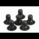 PA0086 BMT 984 Flat Head Screw 3x8mm (6pcs)