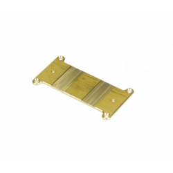 PA0280 BMT Brass Battery Mount 50 gr