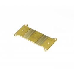 PA0280 BMT Supporto batteria in ottone 50 grammi
