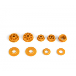 PA7230 BMT 701 Kit Hard Orange Pulley