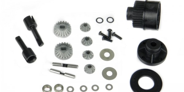 Front Gear Differential for 1/8 GT Car